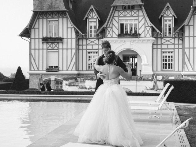 Le mariage de Zach et Dominique à Deauville, Calvados 11