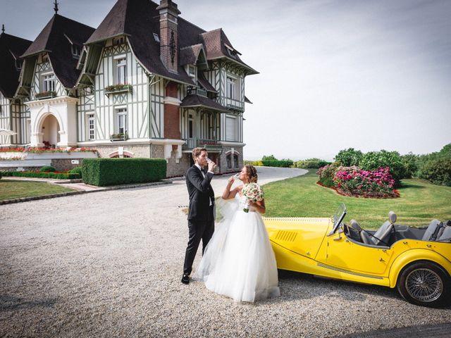 Le mariage de Zach et Dominique à Deauville, Calvados 20