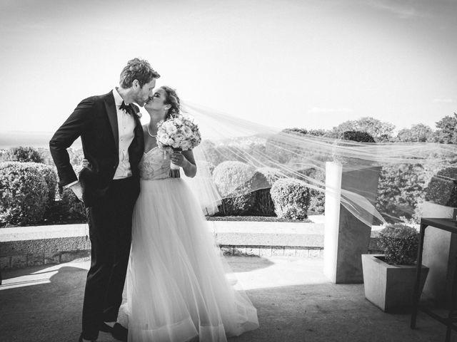 Le mariage de Dominique et Zach