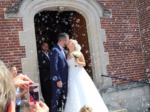 Le mariage de  Anthony et Laura   à Wavignies, Oise 2