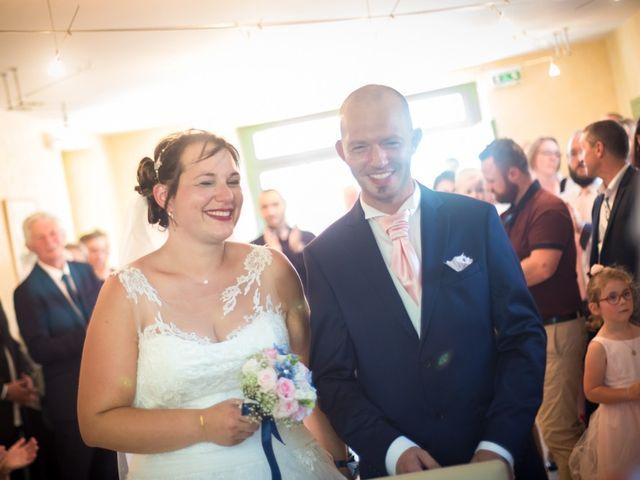 Le mariage de Thomas et Sophie à Craon, Mayenne 29