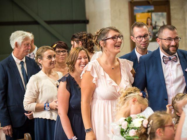 Le mariage de Thomas et Sophie à Craon, Mayenne 34