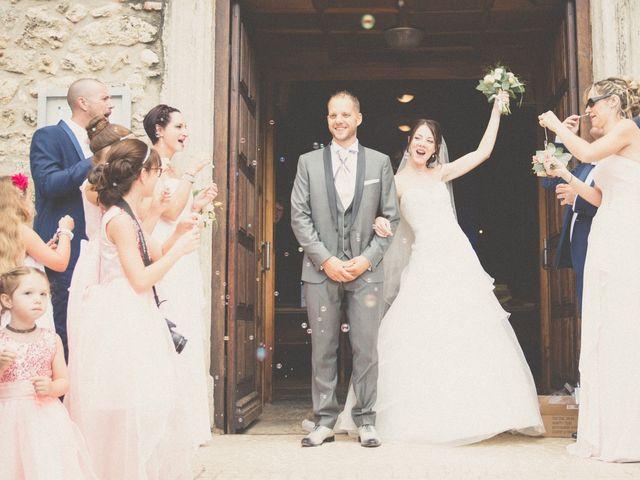 Le mariage de Sylvain et Cindy à Meximieux, Ain 5
