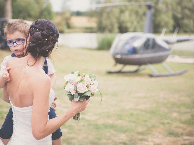 Le mariage de Sylvain et Cindy à Meximieux, Ain 9