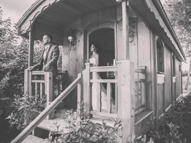 Le mariage de Sylvain et Cindy à Meximieux, Ain 12