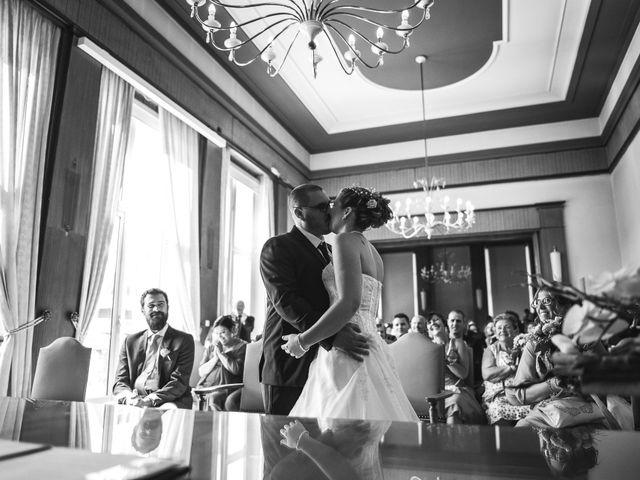 Le mariage de Anthony et Angélique à Cluses, Haute-Savoie 9