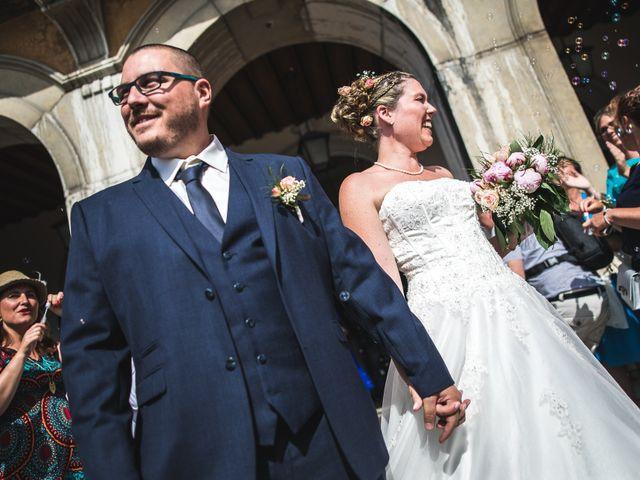 Le mariage de Anthony et Angélique à Cluses, Haute-Savoie 14