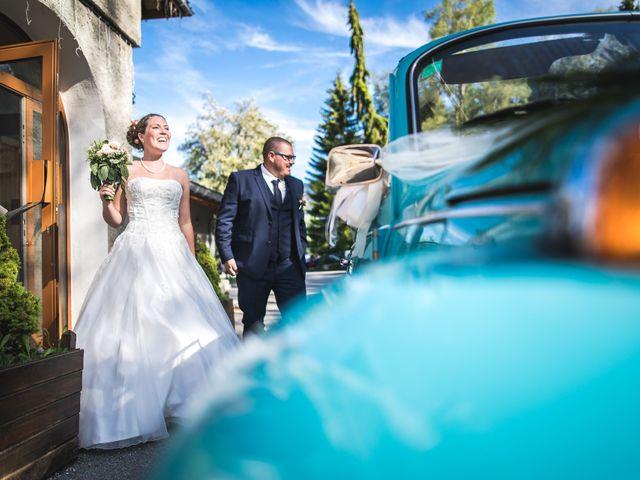 Le mariage de Anthony et Angélique à Cluses, Haute-Savoie 15