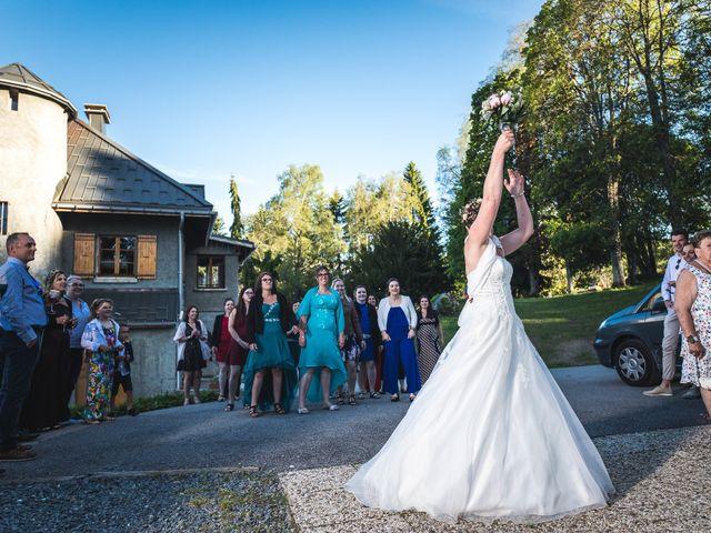 Le mariage de Anthony et Angélique à Cluses, Haute-Savoie 16