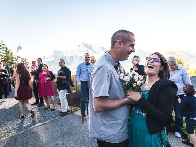Le mariage de Anthony et Angélique à Cluses, Haute-Savoie 18