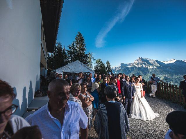 Le mariage de Anthony et Angélique à Cluses, Haute-Savoie 1
