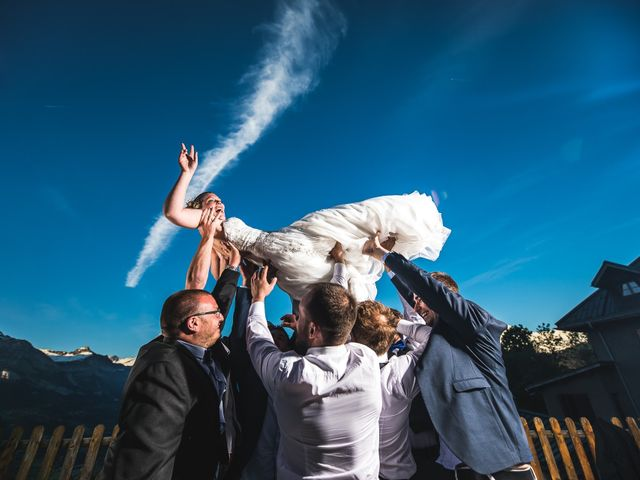 Le mariage de Anthony et Angélique à Cluses, Haute-Savoie 25