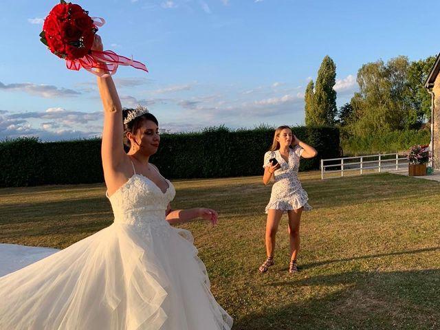 Le mariage de Deville  et Lucie  à La Celle les Bordes, Yvelines 3