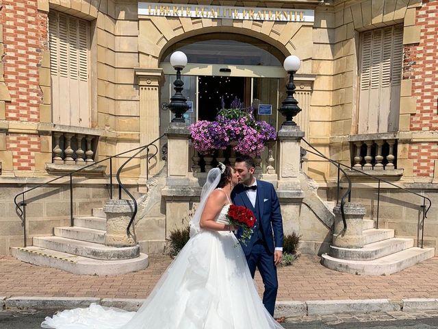 Le mariage de Deville  et Lucie  à La Celle les Bordes, Yvelines 4
