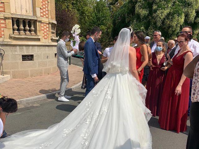 Le mariage de Deville  et Lucie  à La Celle les Bordes, Yvelines 5