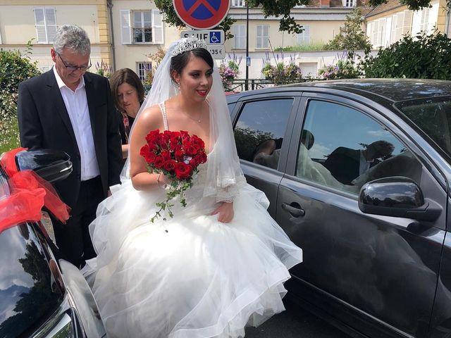 Le mariage de Deville  et Lucie  à La Celle les Bordes, Yvelines 10