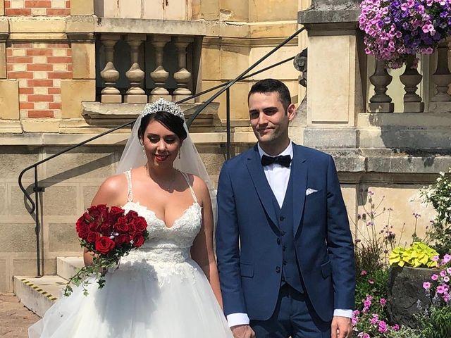 Le mariage de Deville  et Lucie  à La Celle les Bordes, Yvelines 12