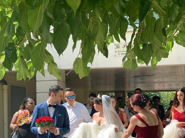 Le mariage de Deville  et Lucie  à La Celle les Bordes, Yvelines 13