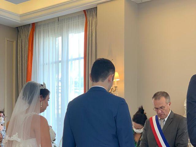 Le mariage de Deville  et Lucie  à La Celle les Bordes, Yvelines 14