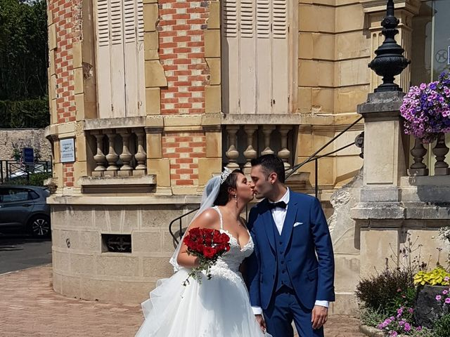 Le mariage de Deville  et Lucie  à La Celle les Bordes, Yvelines 16