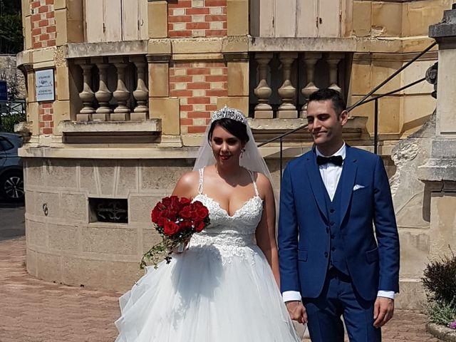 Le mariage de Deville  et Lucie  à La Celle les Bordes, Yvelines 17