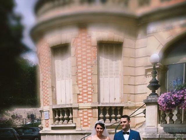 Le mariage de Deville  et Lucie  à La Celle les Bordes, Yvelines 19