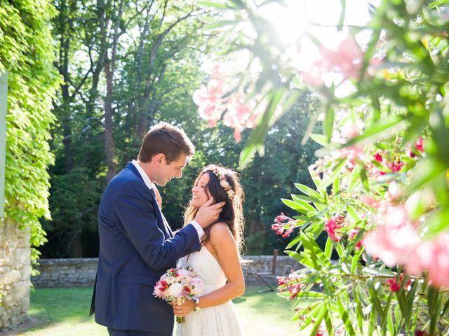 Le mariage de Claire et Martin