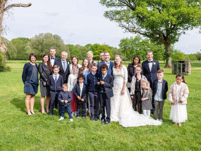 Le mariage de Raphaël et Mel à Abbaretz, Loire Atlantique 73