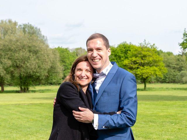 Le mariage de Raphaël et Mel à Abbaretz, Loire Atlantique 74