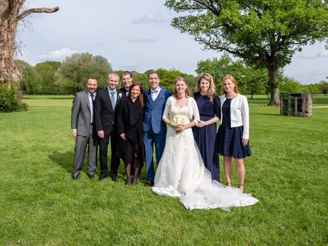 Le mariage de Raphaël et Mel à Abbaretz, Loire Atlantique 79