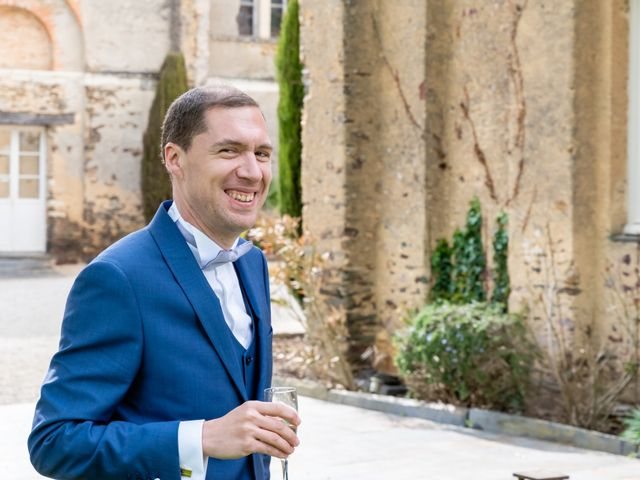 Le mariage de Raphaël et Mel à Abbaretz, Loire Atlantique 100