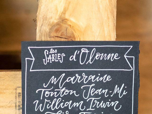 Le mariage de Raphaël et Mel à Abbaretz, Loire Atlantique 119