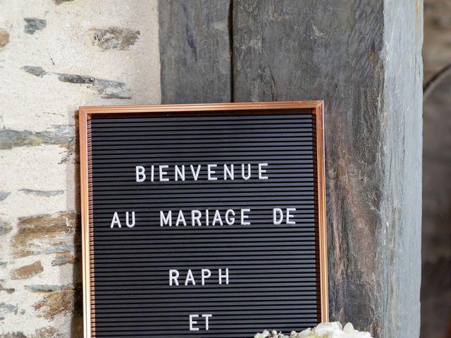 Le mariage de Raphaël et Mel à Abbaretz, Loire Atlantique 145