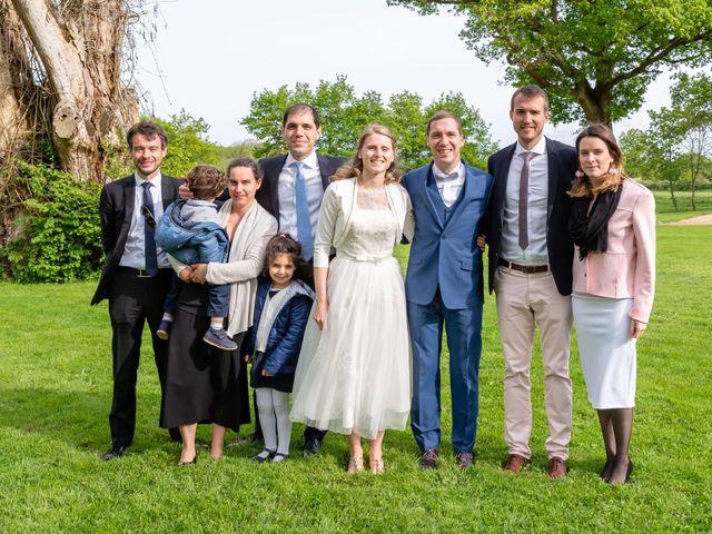 Le mariage de Raphaël et Mel à Abbaretz, Loire Atlantique 158