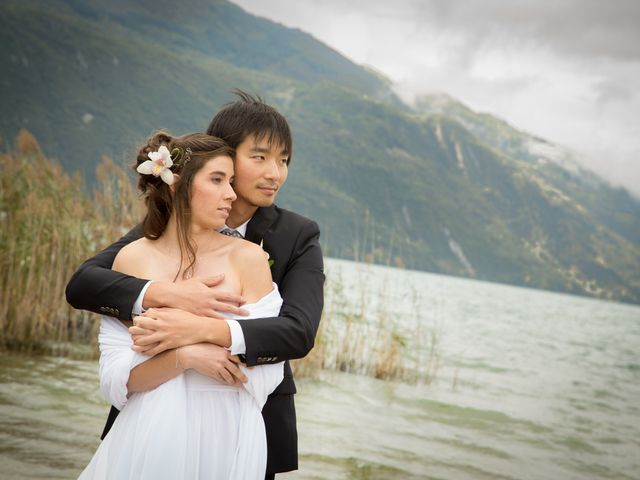 Le mariage de Lucie et Haihan