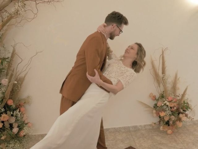 Le mariage de Anna et Jonathan