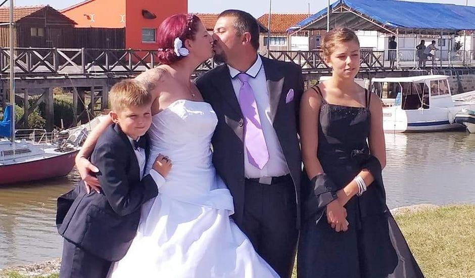 Le mariage de Cyril et Aurore à Saujon, Charente Maritime