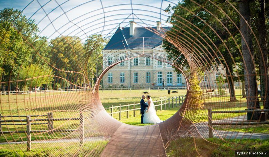 Le mariage de Thomas et Sophie à Craon, Mayenne