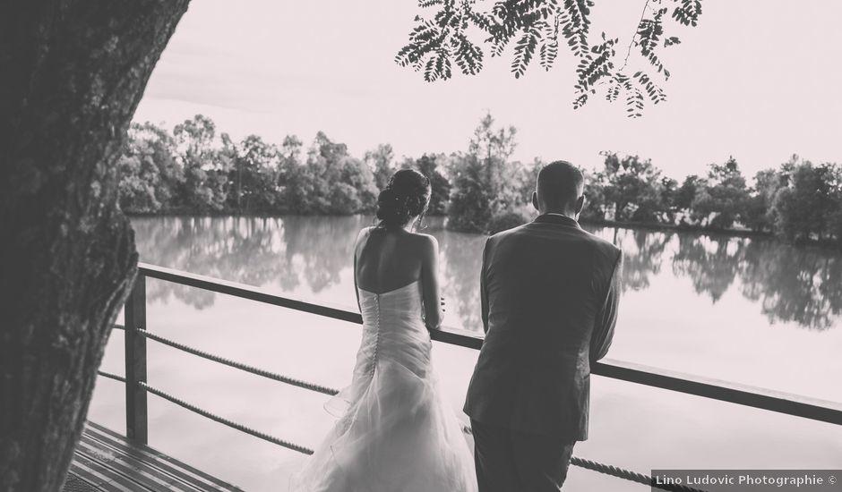 Le mariage de Sylvain et Cindy à Meximieux, Ain