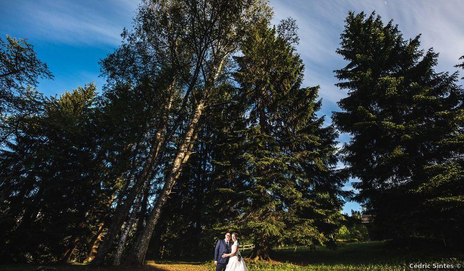 Le mariage de Anthony et Angélique à Cluses, Haute-Savoie