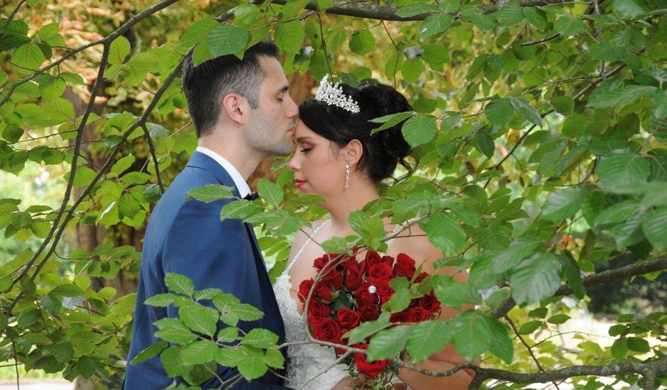 Le mariage de Deville  et Lucie  à La Celle les Bordes, Yvelines