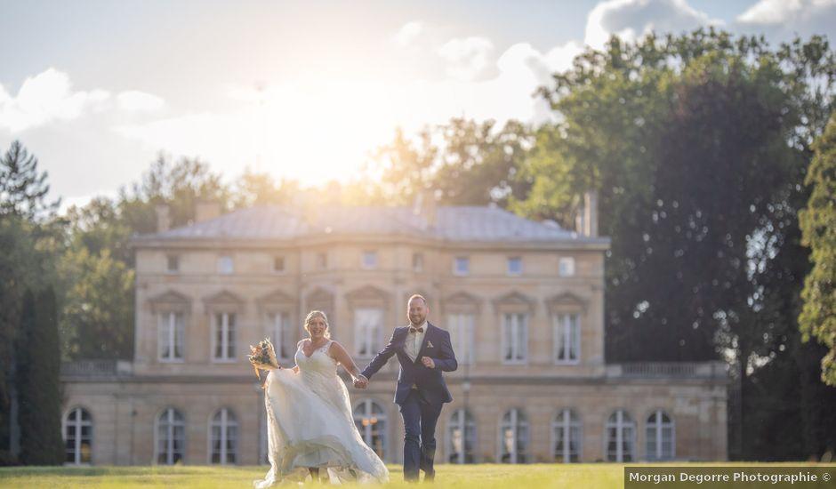 Le mariage de Guillaume et Marie Laure à Cambrai, Nord