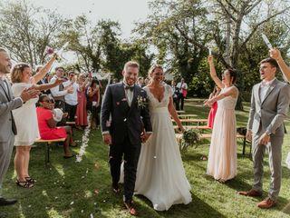 Le mariage de Jennifer et Corentin