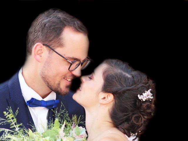 Le mariage de Camille et Kévin