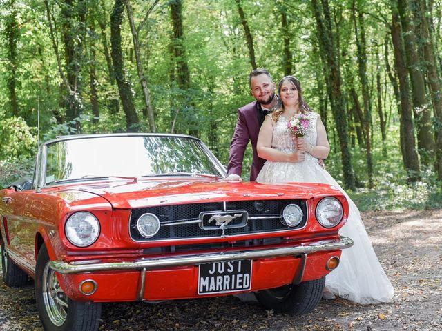 Le mariage de Sébastien et Diana à Villerupt, Meurthe-et-Moselle 12