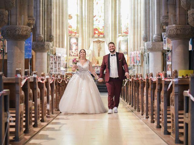 Le mariage de Sébastien et Diana à Villerupt, Meurthe-et-Moselle 35
