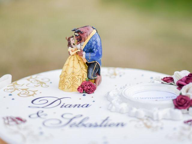 Le mariage de Sébastien et Diana à Villerupt, Meurthe-et-Moselle 52