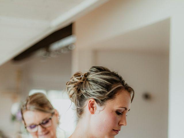 Le mariage de Corentin et Jennifer à Saint-Sixt, Haute-Savoie 18