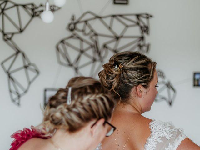 Le mariage de Corentin et Jennifer à Saint-Sixt, Haute-Savoie 19