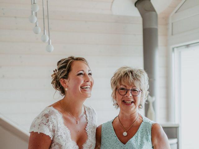 Le mariage de Corentin et Jennifer à Saint-Sixt, Haute-Savoie 21